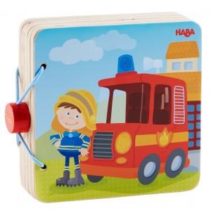 Haba Babyboek Brandweer