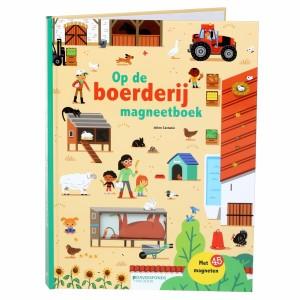 Davidsfonds Magneetboek Op de Boerderij