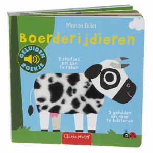 Clavis Geluidenboekje Boerderijdieren