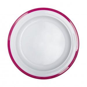 Oxo Tot Bord voor grote kindjes Roze