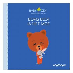 Oogappel Voorleesboekje Boris Beer is niet moe