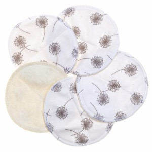 Cheeky Wipes Make-up Remover Pads Minky Dandelion (5 stuks)