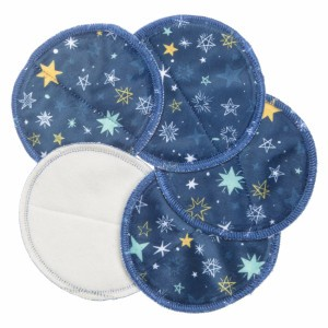 Cheeky Wipes Make-up Remover Pads Minky Starry Skies (5 stuks)