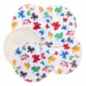 Cheeky Wipes Make-up Remover Pads Minky Butterfly-Bye (5 stuks)