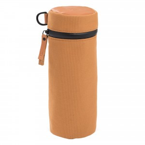 Dusq Bottle Cover Canvas Sunset Cognac