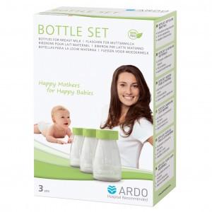 Ardo Flessen voor moedermelk (3 stuks)