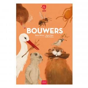 Clavis 'Superbeesjes' Informatief Leesboek Bouwers
