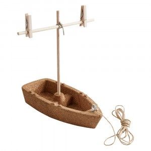 Haba Terra Kids Bouwpakket Kurken Boot