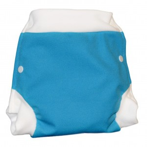 Lulu Nature Pull-Up Overbroekje Small Aqua (3-6 kg)