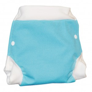 Lulu Nature Pull-Up Overbroekje Large Turquoise (9-15 kg)