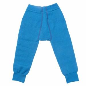 Woolpower Thermisch Ondergoed Lange broek - Dolphin Blue
