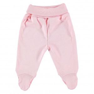 Limobasics Broekje met voetjes Ballet Roze