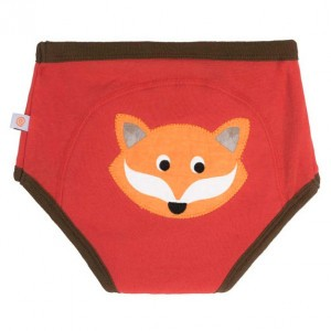 Zoocchini Oefenbroekje Finley The Fox