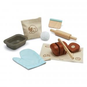 PlanToys Keuken Brood Set