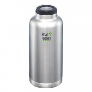 Klean Kanteen Thermos Insulated TKWide Café Cap (946 ml) Brushed Stainless