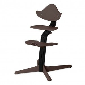Nomi Highchair Coffee/ Black