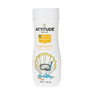 Attitude Little ones Bubbelbad 355ml (geurvrij)
