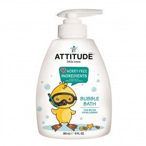 Attitude Little ones Bubbelbad Pear Nectar