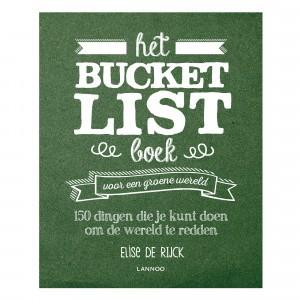 Lannoo Lifestyle - Het Bucketlist boek: groene wereld