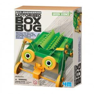 4M Kidzlabs Bouwpakket Box Bug