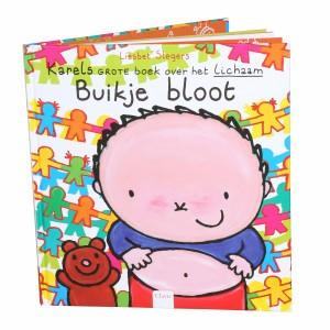 Clavis Leesboekje Buikje Bloot, Karels grote boek over het lichaam