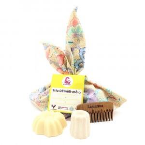 Lamazuna Zero Waste Giftpack - Bunny Bag Droog Haar