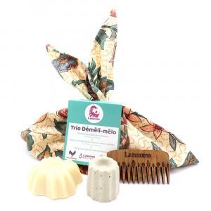 Lamazuna Zero Waste Giftpack - Bunny Bag Normaal Haar