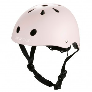 Banwood Helm Roze (mat)