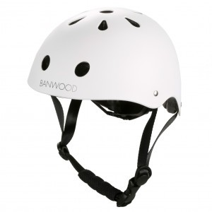 Banwood Helm Wit (mat)