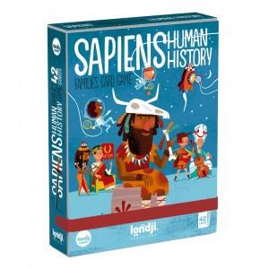 Londji Kaartspel 'Sapiens, Human History'