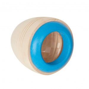 Hape Houten Caleidoscoop Blauw