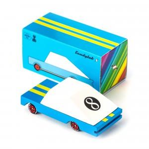 Candylab Candycars - Blue Racer #8