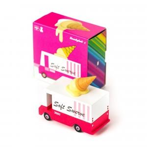 Candylab Candyvans - Ice Cream Van