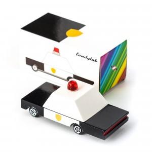 Candylab Candycars - Police Car