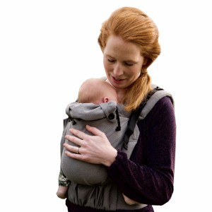 Pure Baby Love Click & Go Baby Charcoal
