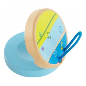 Hape Clickety-Clack Clapper Blauw