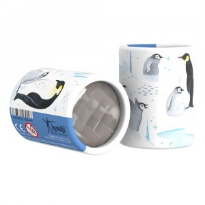 Londji Mini Caleidoscoop Penguins Family