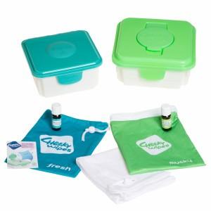 Cheeky Wipes Kit Maxi zonder doekjes (nieuw)