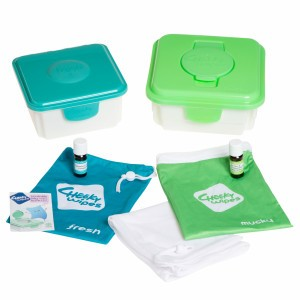 Cheeky Wipes Kit Maxi zonder doekjes
