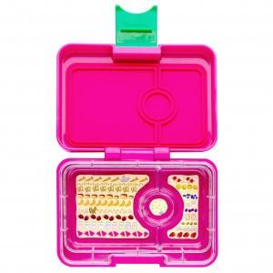 Yumbox Mini Cherie Pink met Kittycat Tray
