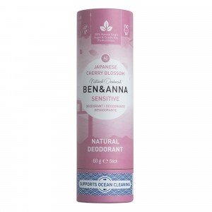 Ben & Anna Deodorant Sensitive - Cherry Blossom
