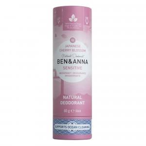 Ben & Anna Deodorant Sensitive - Cherry Blossom