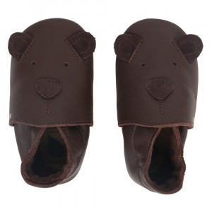 Bobux Soft Soles Chocolate Cub