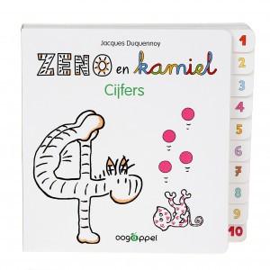 Oogappel Leesboek Zeno en Kamiel - Cijfers