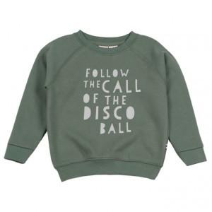Cos I Said So Sweater Disco Ball Groen