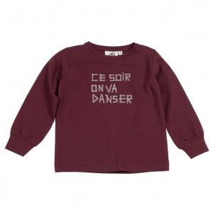 Cos I Said So Shirt Danser Bordeaux
