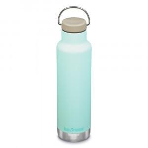 Klean Kanteen Thermische Drinkbus Insulated Classic met Loop Cap (592 ml) Blue Tint