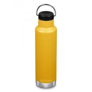 Klean Kanteen Thermische Drinkbus Insulated Classic met Loop Cap (592 ml) Marigold