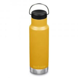 Klean Kanteen Thermische Drinkbus Insulated Classic met Loop Cap (355 ml) Marigold