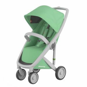 Greentom Kinderwagen Classic Grijs/Mint